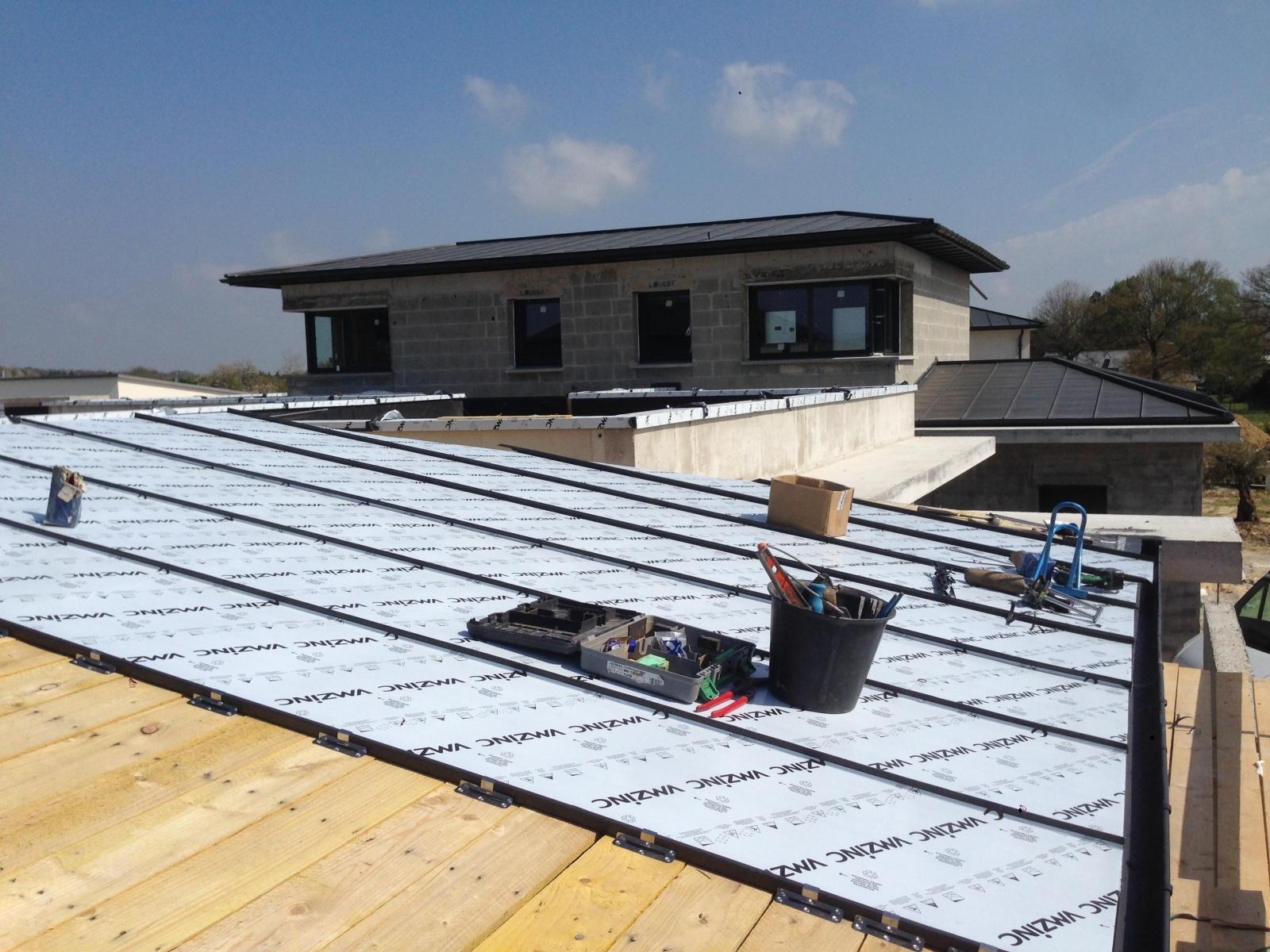 maison bois toit plat 4 velux toit plat extension 1000x1125 la maison des toit terrasse. Black Bedroom Furniture Sets. Home Design Ideas